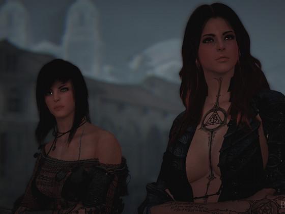 Hexenschwestern ... ?