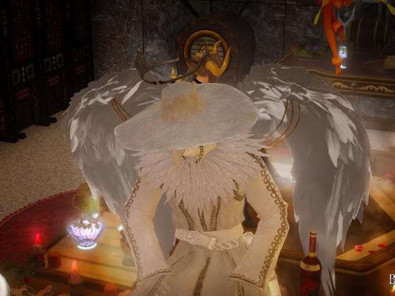 GM weißer Engel