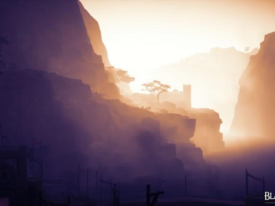 Innenhafen im Nebel