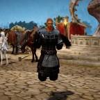 Der schwarze Ritter aus Ritter der Kokosnuss!