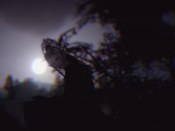 [Aznah] moonstruck
