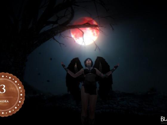 Halloween-Bilderwettbewerb - 3. Platz Anora