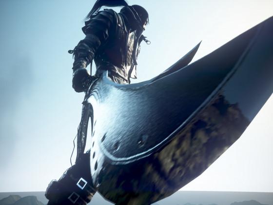 Shimmering Blade..