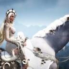 Weißer Reiter
