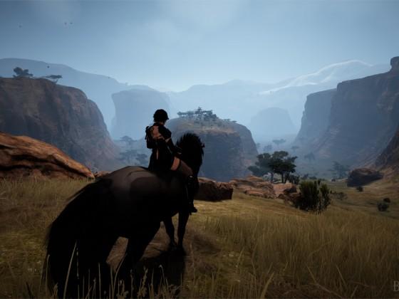 Dat View - Der Canyon