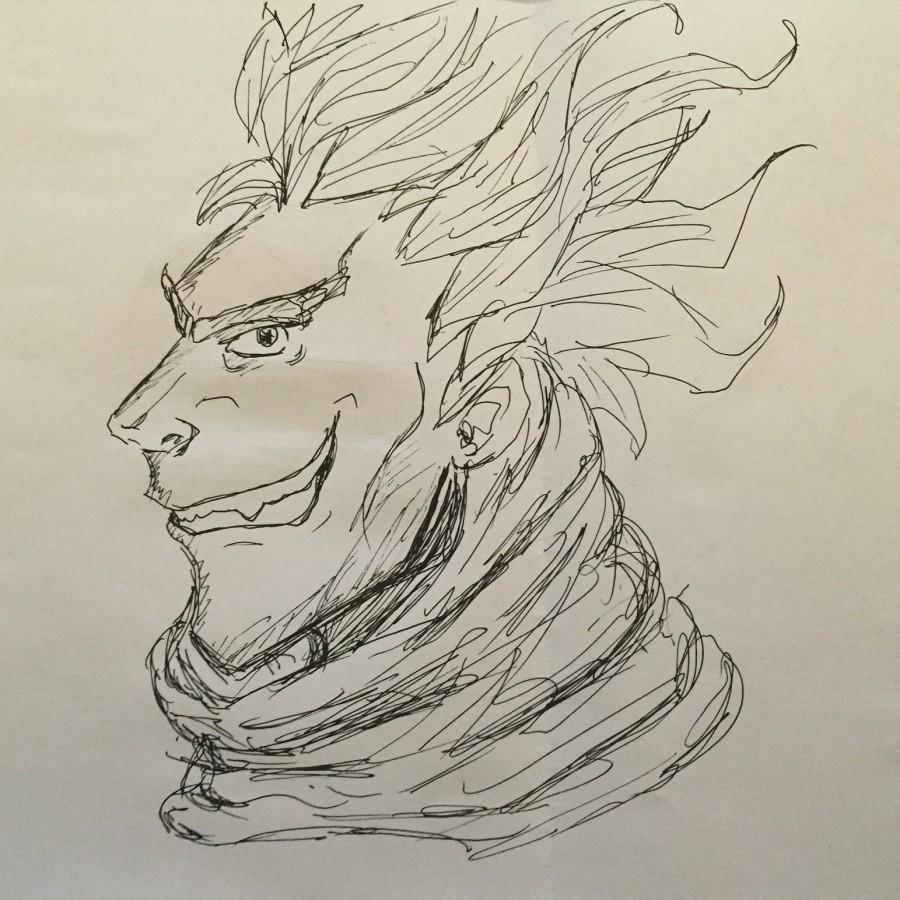 Junkrat - Sketch
