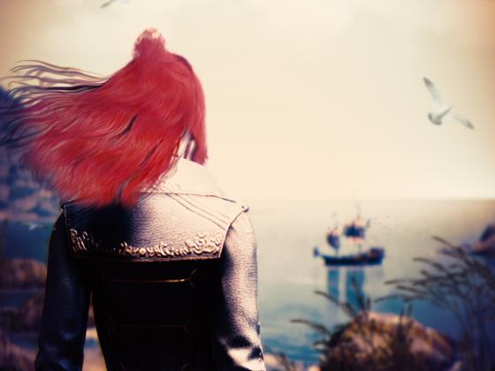 Anna und das Meer