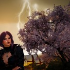 Gewitter über Velia