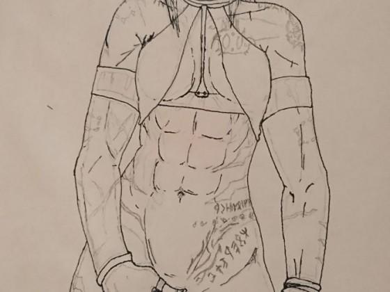Desert Dancer ((Kerrigan)) ((Work in progress))