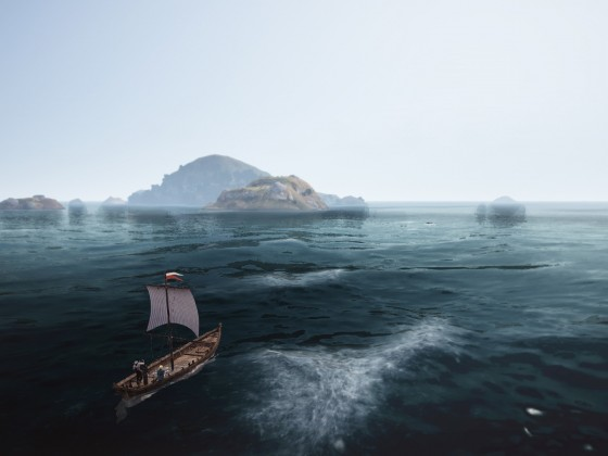 Abenteuer auf hoher See