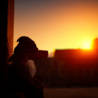 Sonnenuntergang über Calpheon