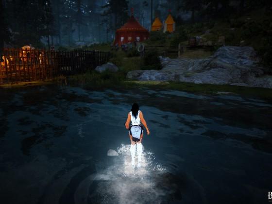 Heilige Leeta...oder ein Schnellkurs in Sachen Wasserwandeln