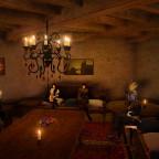Gasthaus in Heidel