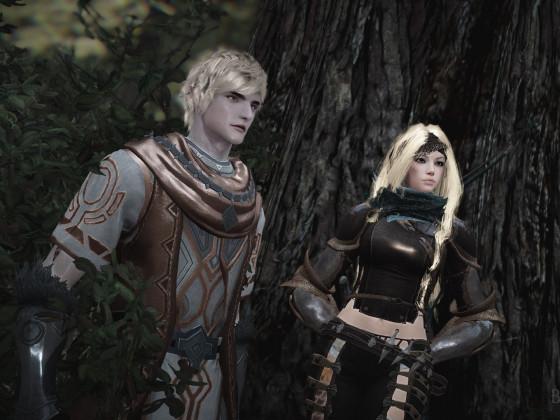 Jack Frost und... Blondi