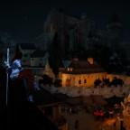 Heidel bei Nacht