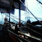 Sail away, dream your dream..