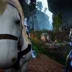 Ich glaub mich knutscht ein Pferd!