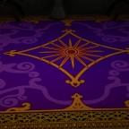 Auch nicht Skey's Teppich