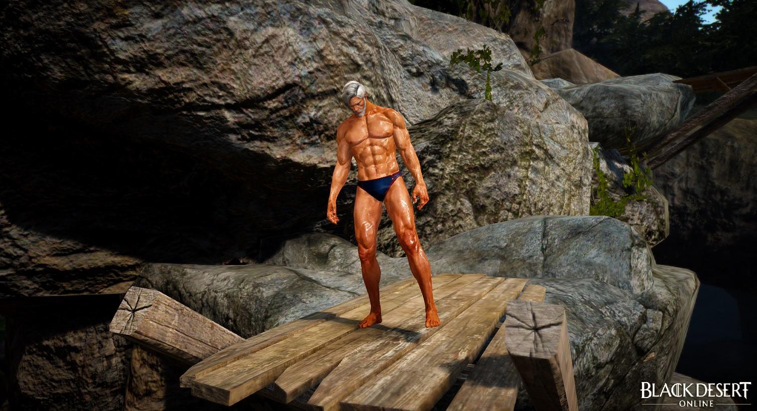Mehr Muskel Opa